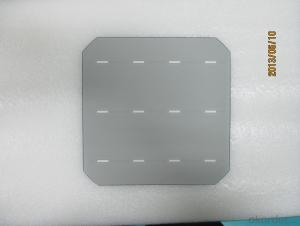 Monocrystal Solar Energy Cell 156*156mm with18.3% Efficiency