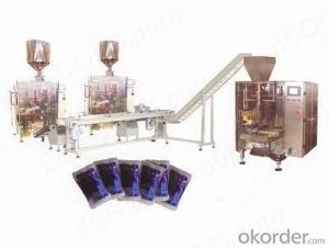 Laundry Powder Packaging Machine
