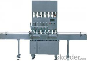 Automatic Filling Machine for Packaging Industry