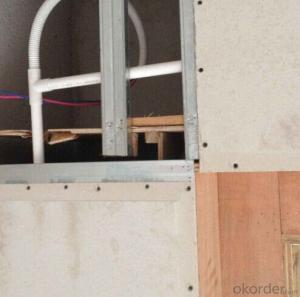 Building materials fiber cement board