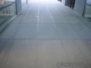 Building materials fiber cement board