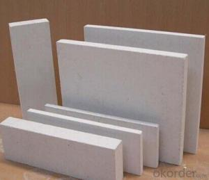 Decorative Fireproof Glass MGO Magnesium Oxide Board Price