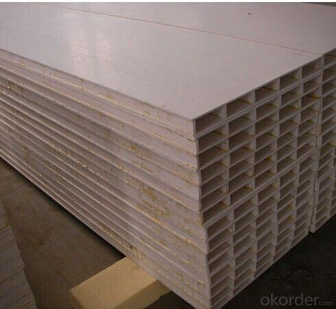 The production department smooth magnesium oxide board