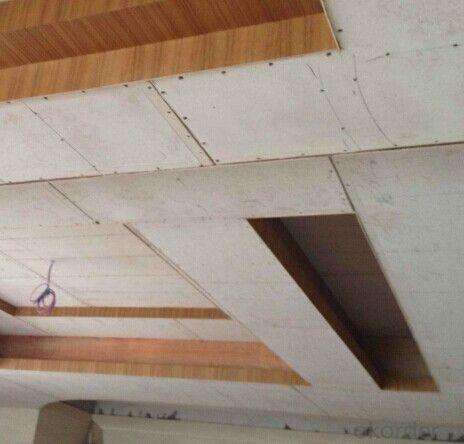 High Quality/Strength Exterior Wall Fiber Cement Board