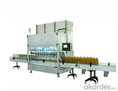 Meter Automatic Filling Machine for Metal Packaging Industry