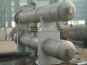 steel vessel