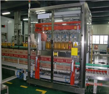 Mechanical Chucks Four-speed Automatic Packing Machine Station