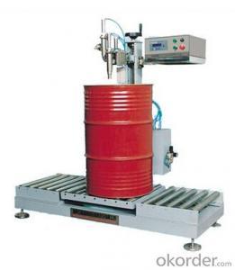 Weighing Filling Machine for Metal Packing