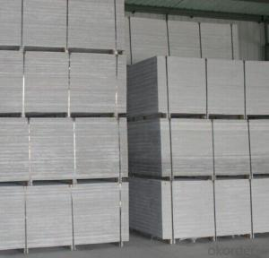 magnesium oxide board heat prevention material incorporated
