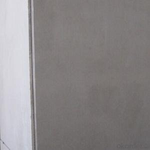 CE standard durable in use waterproof fiber cement board