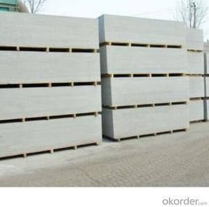 Non- Asbesto Fire-resistant fiber cement board for exterior wall  for Building Project