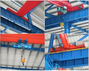 Superior Quality QY Insulation Overhead Crane