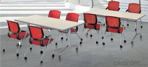 Modern Folded Black Office Chair CN05C