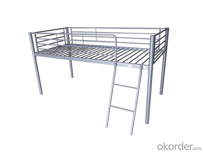 mid-sleeper children bunk bed