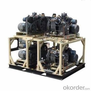 Booster Air Compressor for High Pressure