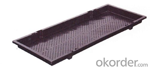 Rectangle seed tray/Transport Tray/Plastic Pallet