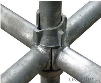 Cup Lock System Scaffolding with High Quality in Construction