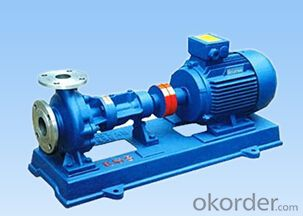Centrifugal Hot Oil Water Pump