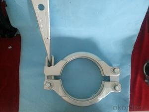Concrete Pump Clamp Coupling Forged zx150 6