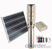Solar Centrifugal Pump System