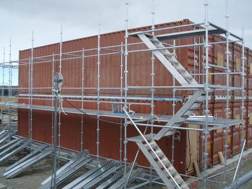 cup-lock scaffolding steel
