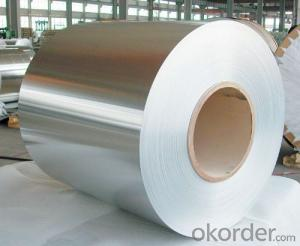 Aluminium foil for household