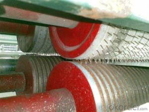 flexible ducts bubble foil green foil insulation