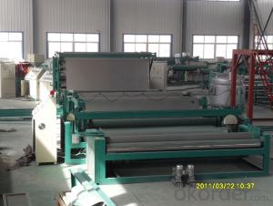 LDPE Geo-membranes Production Line