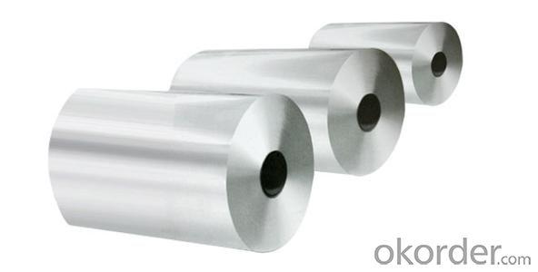 Aluminum foil for package