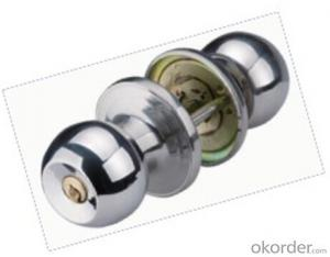 Stainless Steel Door Knob Lock 607 PC
