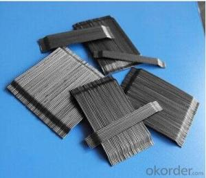 Carbon Steel Fiber for Concrete Use