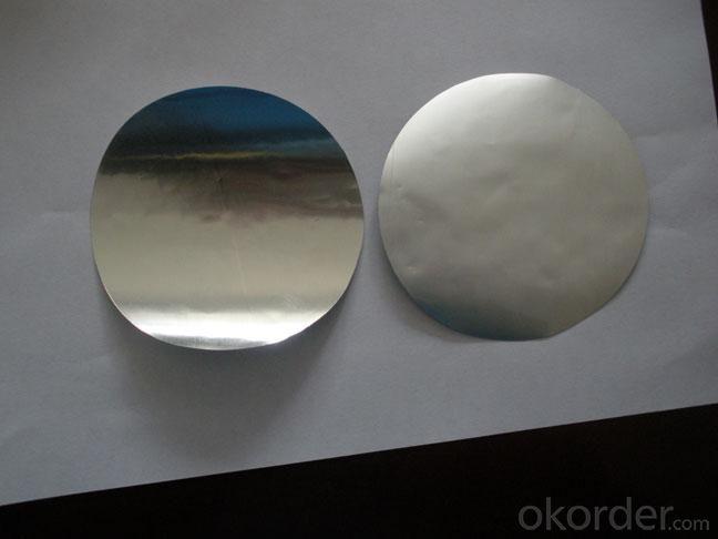 Aluminum foil for lidding use