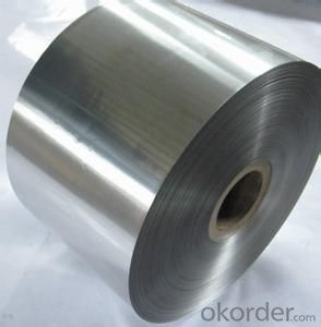 Aluminum foil for lidding use
