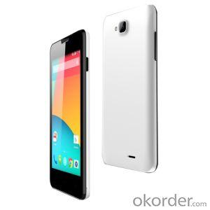 Multicolor 4.5inch Dual-Core Android Mobile Phone/Smart Phone/Cell Phone
