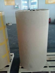 flexible ducts aluminum foil glasswool