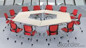 Modern Folded Black Office Chair CN04A2