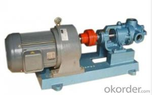 High Viscosity Internal Gear Pump(NYP) for Bitume