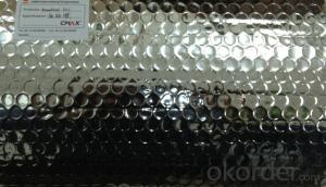 flexible ducts aluminum foil VBD