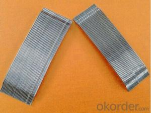 Hot Sell Hook End Steel Fiber