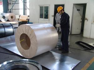 Hot Dipped Galvanized Steel Coil/Sheet-JIS G 3302 SGCC