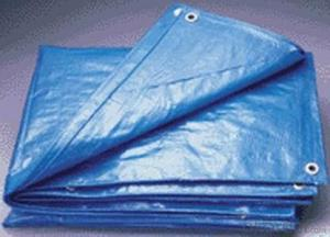 Blue PVC Tarpaulin Hot Sale