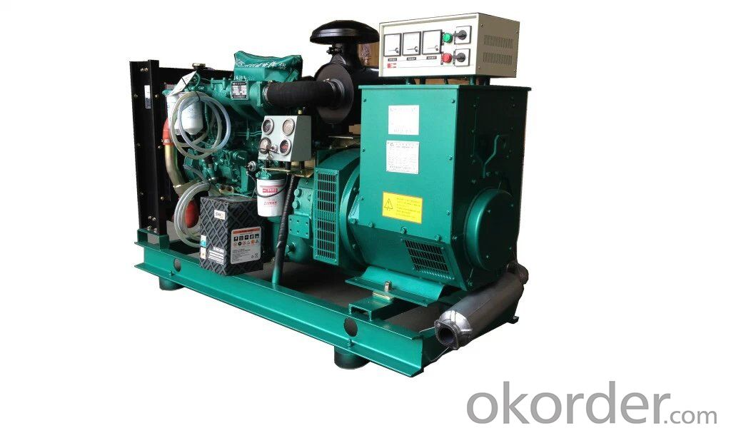Shangchai Generator Sets With Excellent Performance