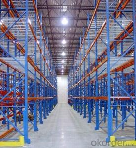 Beam Type Racking Systems for Warehouses