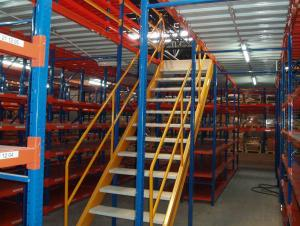 Mezzanine Type Rack for4S Store and Warehouse