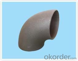 Aluminum Elbow Profile 60 degree