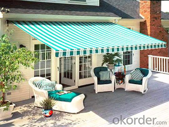 Shade Sail and Awnings Patio Awning for House and Garden