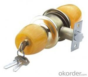 Cylinder Knob Door Lock 578-Y