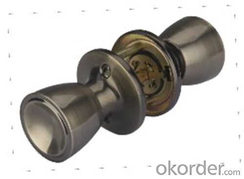 Mechanical Door Knob Lock  3091 AB