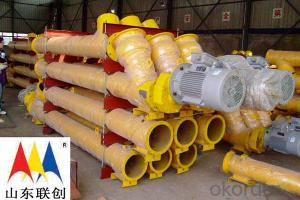 screw conveyor 323