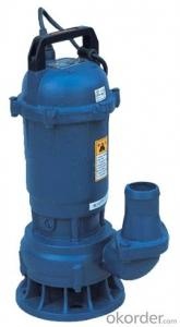 WQD WQ Submersible Sewage Pump